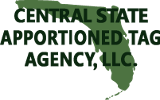 Central State Apportioned Tag Agency, Logo